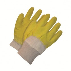 Rękawice powlekane nitrylem