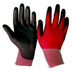 Rękawice robocze powlekane nitrylem 446, paczka 12 par